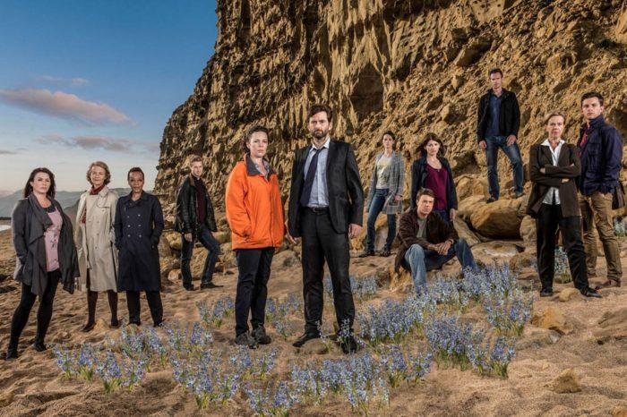 La segunda temporada de Broadchurh se estrena con éxito en ITV