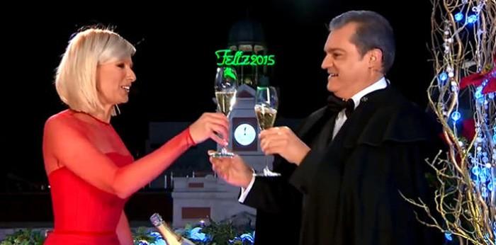 La 1 lidera las Campanadas 2014 con un gran resultado para laSexta con Cristina Pedroche