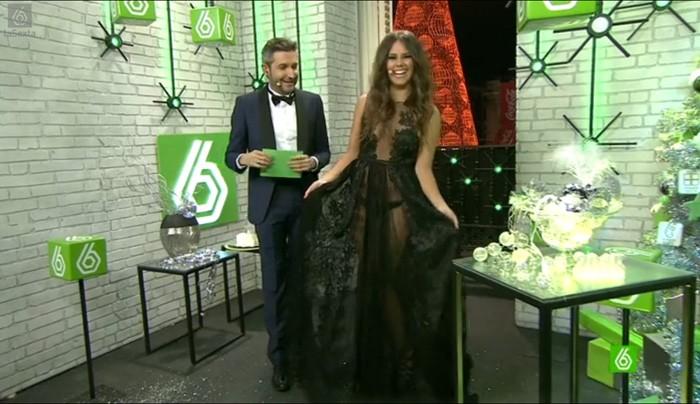 Nochevieja sin campanadas en Canal Sur y con Cristina Pedroche como protagonistas