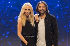Marta Sánchez y Antonio Carmona en Hit-La Canción