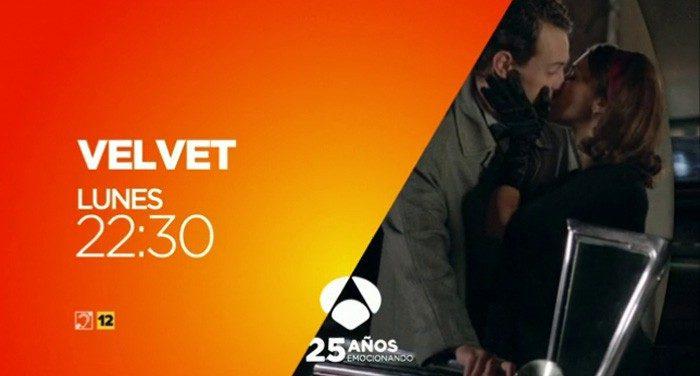 Velvet regresa el próximo lunes a Antena 3