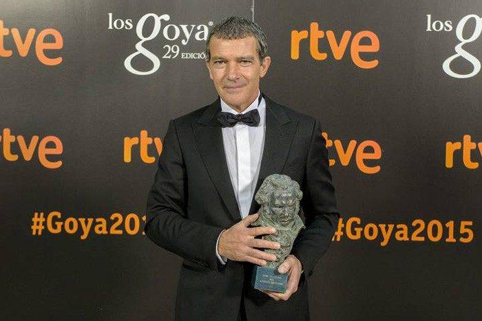 Casi cuatro millones de espectadores siguen la gala de los Goyas 2015