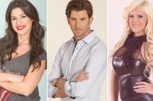 Ares, Israel e Ylenia, nominados en Gran Hermano VIP