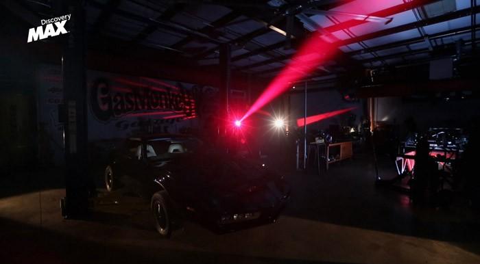 Fast N' Loud con David Hasselhoff, el lunes en Discovery MAX