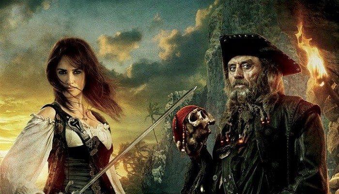 Piratas del Caribe: en Mareas Misteriosas en Antena 3