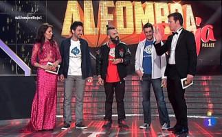 Críticas negativas y una floja audiencia para el estreno de Alfombra Roja Palace