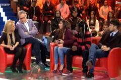 Belén Esteban protagoniza el debate de Gran Hermano VIP y Aguasantas se indigna