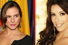Eva Longoria y Kate del Castillo protagonizan la serie Telenovela