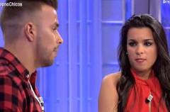 Cristian piensa que irse con Anabel de Mujeres y Hombres y Viceversa fue un error