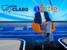 Así de claro, con Ernesto Sáenz de Buruaga, debuta el lunes en La 1