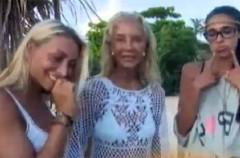 Nacho Vidal, Fortu y Lucía, nominados exprés y Carmen Lomana, expulsada de Supervivientes 2015