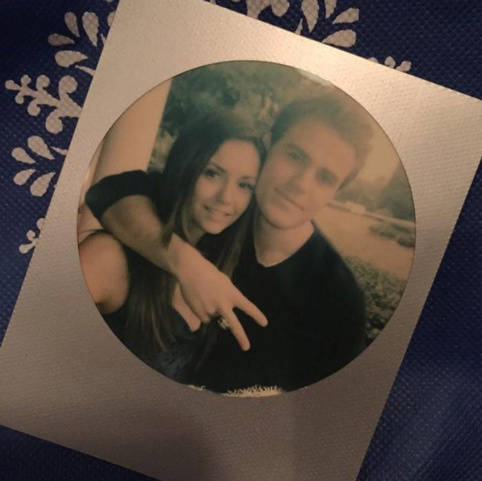 Paul Wesley opina que The Vampire Diaries no será lo mismo sin Nina Dobrev