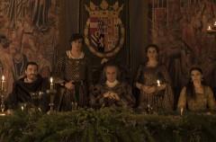 TVE rueda La corona partida que unirá las historias de Isabel y Carlos, Rey Emperador
