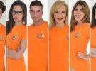 Christopher, Carmen Lomana, Chabelita, Lucía, Labrador y Rábago, nominados en Supervivientes 2015