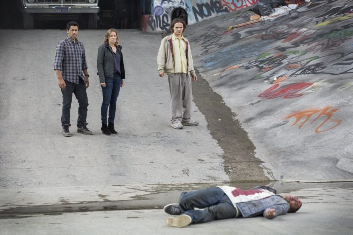 Fear the Walking Dead debuta el 23 de agosto
