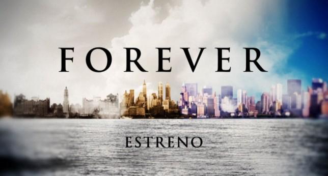 Forever se estrena el miércoles en Antena 3