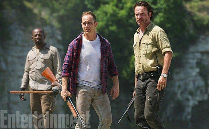 Así son los nuevos personajes de la sexta temporada de The Walking Dead