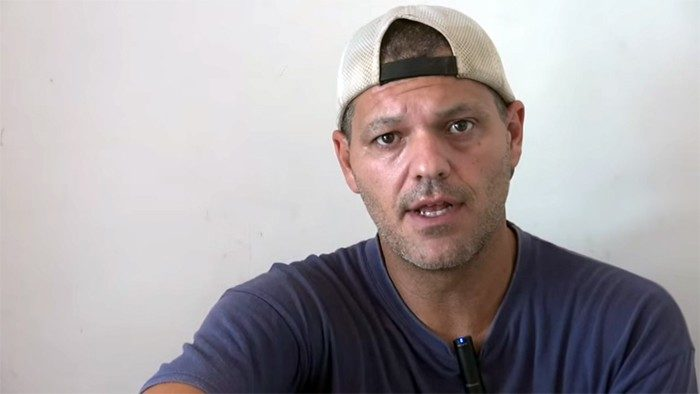 Frank Cuesta manda un mensaje sobre ¡Vaya Fauna! a Christian Gálvez