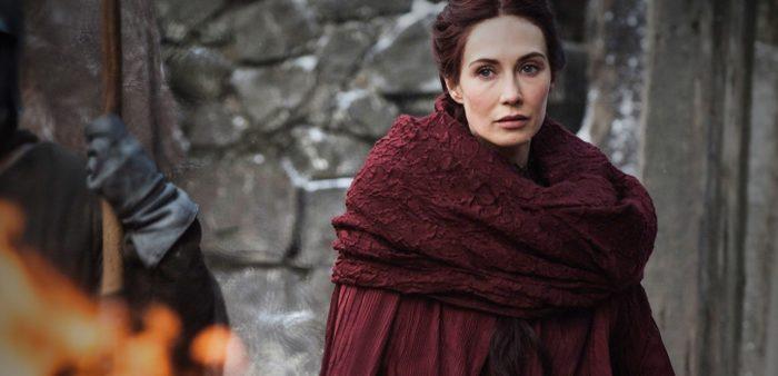 Carice van Houten (Melisandre) también habla sobre el futuro de Juego de tronos