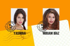 Lorena da Souza se queda y Miriam y Yasmina, nominadas en Pasaporte a la isla