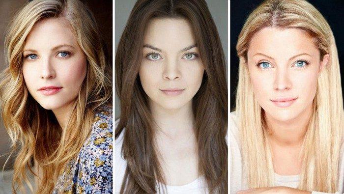 Elizabeth Blackmore, Scarlett Byrne y Teressa Liane fichan por la séptima temporada de The Vampire Diaries