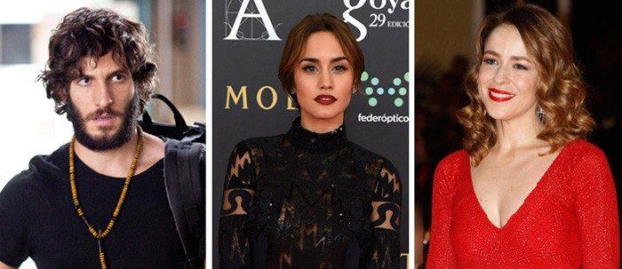 Quim Gutiérrez, Megan Montaner y Silvia Abascal protagonizarán La catedral del mar