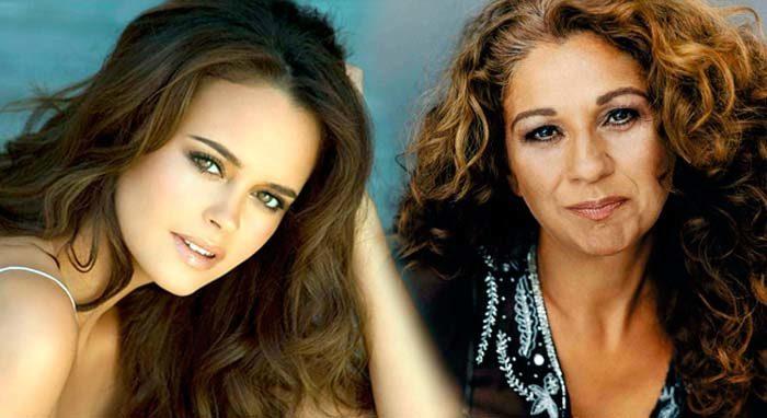 Shaila Dúrcal y Lolita serán parte del jurado de la cuarta temporada de Tu cara me suena