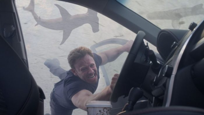 Sharknado 3 no defrauda con un apoteósico final