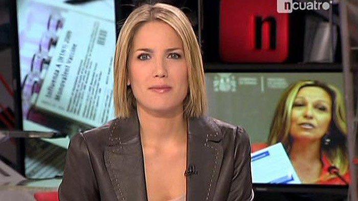 Silvia Intxaurrondo elegida para presentar Un tiempo nuevo en Cuatro