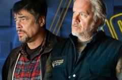 Alejandro Sanz, Busquets, Imanol Arias, Benicio del Toro y Tim Robbins en El Hormiguero 3.0