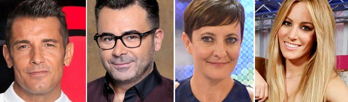 "Jesús Vázquez, Jorge Javier Vázquez, Eva  Hache y Edurne serán el jurado de ""Got  Talent España"""