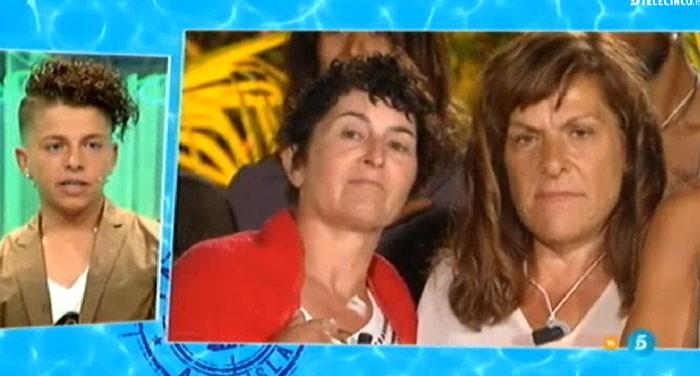Miriam, expulsada, y María José y Mari Carmen, nominadas en Pasaporte a la isla