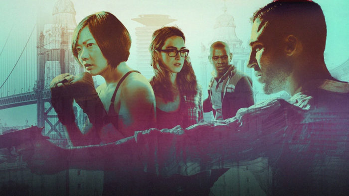 Netflix renueva Sense8 por una segunda temporada