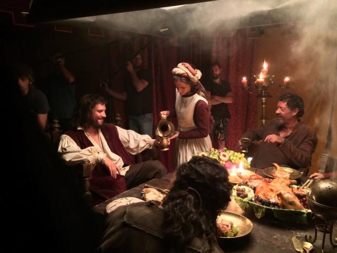 Sergio Peris-Mencheta será El Cid en el estreno de la segunda temporada de El ministerio del tiempo