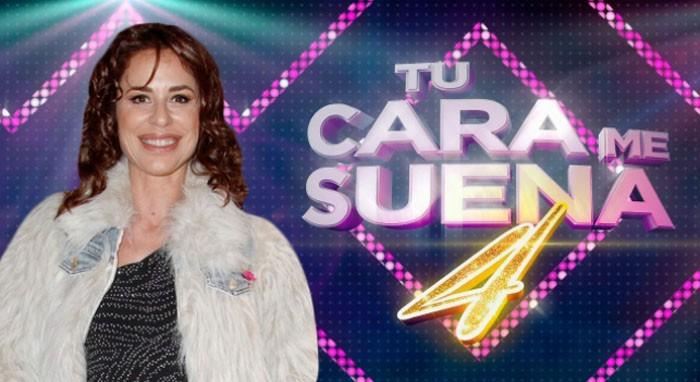 Vicky Larraz también participará en la cuarta edición de Tu cara me suena