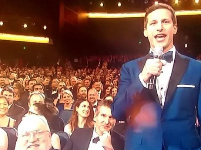 El destino de Jon Snow también se discutió en los Emmys 2015