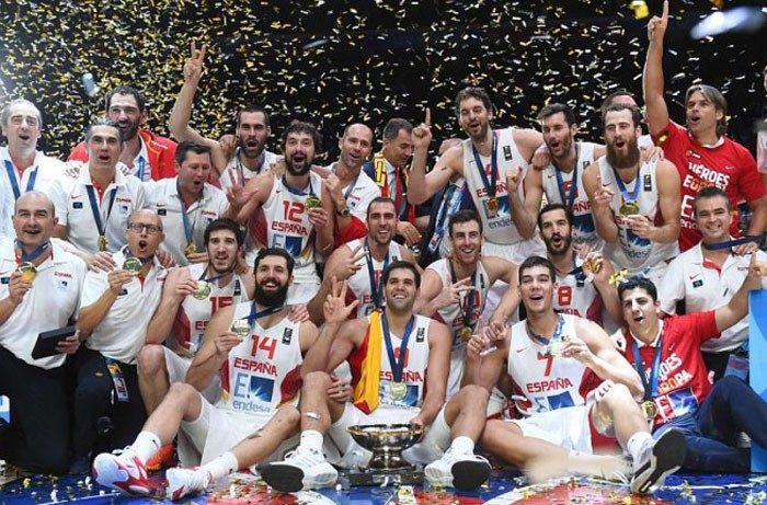 Más de seis millones de espectadores ven la victoria de España en el Eurobasket 2015