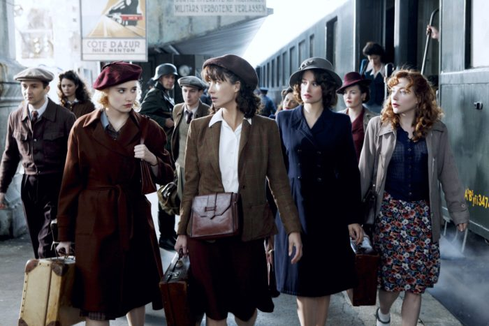 Maratón de cine sobre la II Guerra Mundial mañana en Paramount Channel