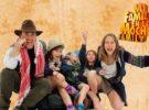 La 2 estrena Mi Familia en la Mochila