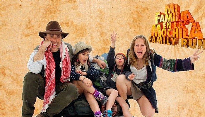 Mi Familia en la Mochila se estrena el domingo