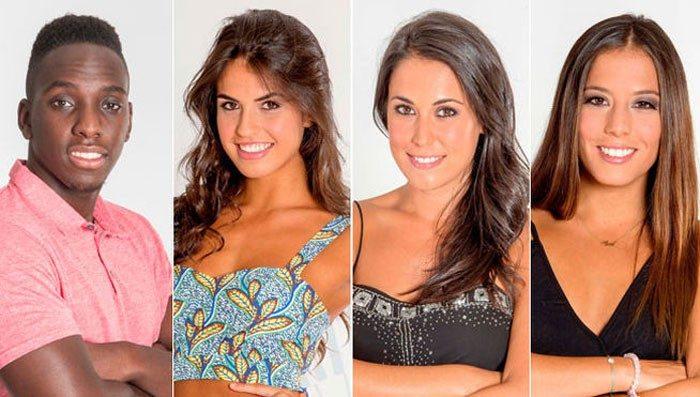 Sofía, Muti, Raquel e Ivy, nominados en Gran Hermano 16