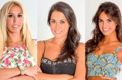 Amanda, Sofía y Raquel están nominadas en Gran Hermano 16