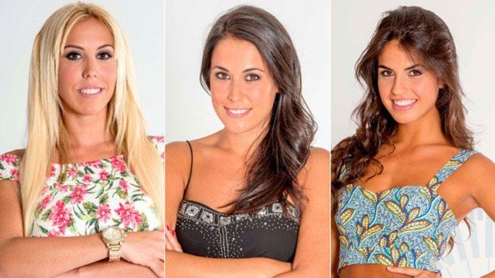 Amanda, Sofía y Raquel son nominadas en Gran Hermano 16