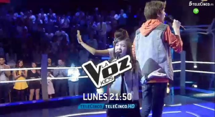 Comienzan las batallas de la segunda edición de La Voz Kids