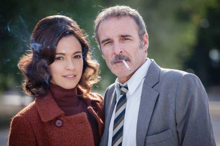 Fernando Guillén Cuervo y Verónica Sánchez protagonizan El Caso. Crónica de sucesos