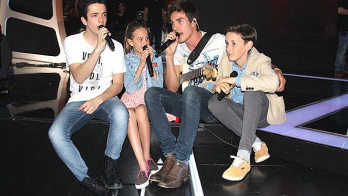 La final de la segunda edición de La Voz Kids roza los 5 millones de espectadores