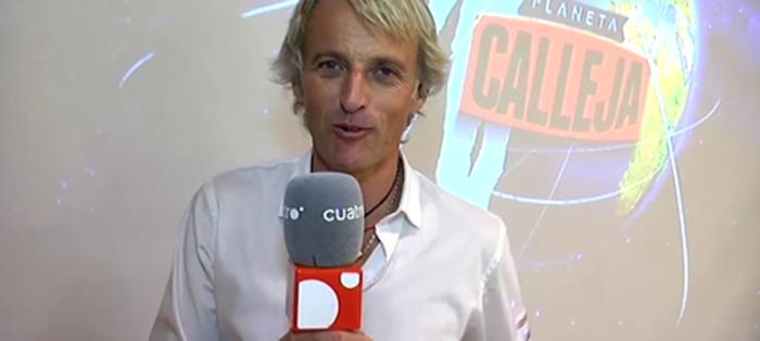 Planeta Calleja estrena su tercera temporada con David Bustamante