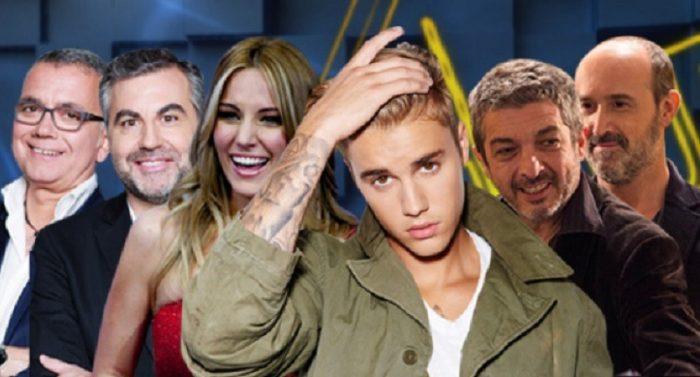 Javier Cámara y Ricardo Darín, Carlos Alsina y Juan Ramón Lucas, Justin Bieber y Edurne en El Hormiguero