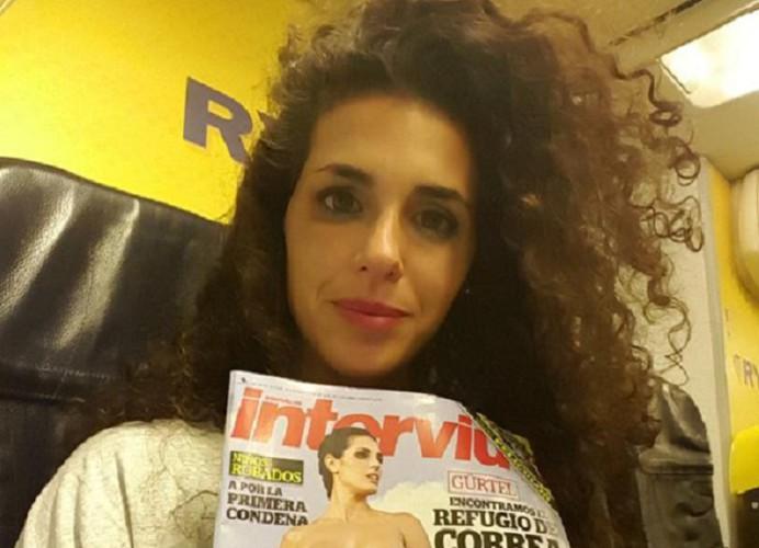 Noemi Merino se desnuda en Interviú y opina sobre los concursantes de GH 16
