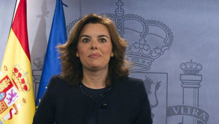 Soraya Sáenz de Santamaría confirmada en Planeta Calleja